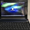 Ubuntu MATE 16.04.2(32bit)がAcer Aspire ONE AOA 150-Bbで動作しました