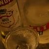 『ウオッカ・スティンガー』ペパーミントが印象的な、ウオッカベースのすっきりカクテル。