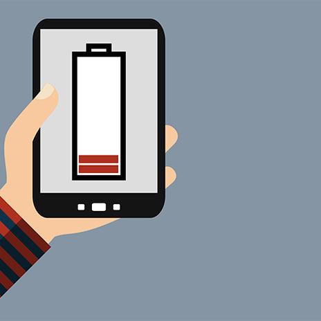 スマホのバッテリー消費量を節約する9つの方法