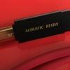 アコリバ USBケーブル R-AU1-PL 売却しました