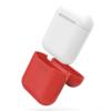 【AirPodsにぴったり!】AHASTYLE  AirPods用 シリコン保護ケースがダークカラー追加!【ジャストフィット】