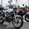 バイク買ったばかりの友人と奥多摩ツーリング!&Z250プチインプレ