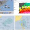 【台風25号の進路・台風26号の卵】台風25号『フンシェン』は強い勢力まで発達して小笠原近海まで北上!気象庁の予想では24時間以内にフィリピンの東で台風26号『カルマエギ』も発生する見込み!ダブル台風が日本へ接近する可能性は?