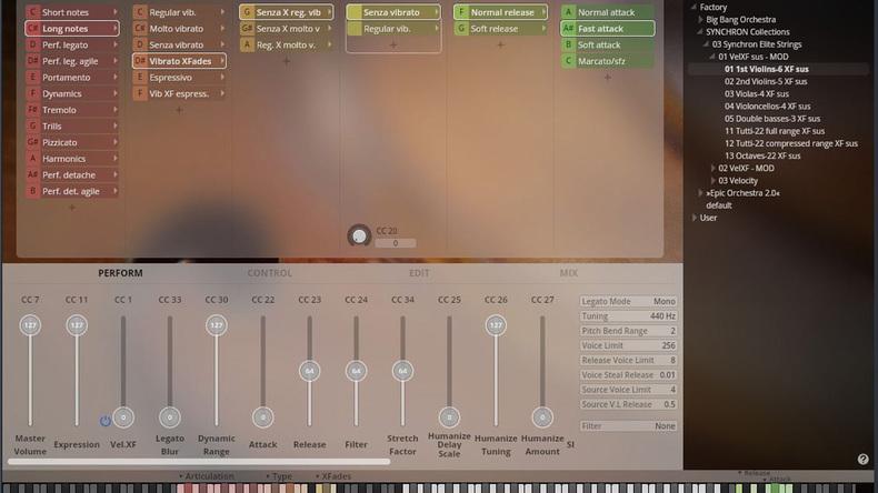 「VIENNA SYMPHONIC LIBRARY Synchron Elite Strings」製品レビュー:チェロ/コントラバスで中低域を強化したチェンバー・ストリングス音源