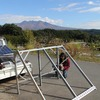 真空管式太陽熱温水器なら寒冷地でも使える、のだろうか? その3 「組み立て編」
