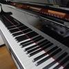 ピアノサークルで連弾