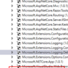 ASP.NET CoreでEntity Framework Coreを使わずにDBに接続してみる