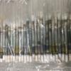 燃焼管 還元管廃棄