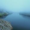横川ダム(山形県小国)