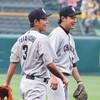 150708 阪神VS中日 甲子園 そのさん(直倫選手と周平選手)