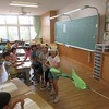 1年生:国語 「大きなかぶ」の劇