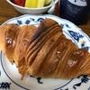 美味しいパンの朝食🥐