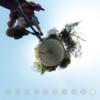 BMX!THETA360の上を飛び越えます! #360pic