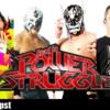 【新日本プロレス】 Road to POWER STRUGGLE 主要カード発表