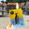 【スロヴェニア・リブリャナ】 雑貨屋巡りが楽しい、クリエイティブな街。
