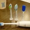 音波水流で歯垢を落とす電動歯ブラシは強力だと実感。舌も磨いた方がいいらしい #フィリップスアンバサダー #ソニッケアー #プロテクトクリーン