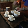 台北観光 九份茶房で台湾茶体験
