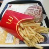 今、マクドナルドがアツいですね!ポテト全サイズ150円