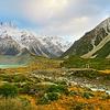【ニュージーランド国内最高峰】アオラキ/マウント・クック国立公園をトレッキング!!