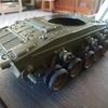 あぁM-24戦車プラモデル完成と「ぽたりぽたり」