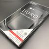 極薄で超軽!しかも強靱!「Deff Ultra Slim & Light Case DURO」 for iPhone SEに感動したーっ!!