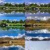 白馬八方尾根、北尾根高原の季節の移り変わりを写真で紹介するよ!北アルプスの絶景を楽しめる場所。(長野県白馬村の四季の風景)