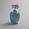 花を愛でるこころ。ちいさなカワイイ花器をつくりました。