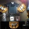ビル・トレイラー展 フォークアートミュージアム4 Tシャツとスカーフコラボ