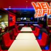 映画モチーフカクテル【デロリアン】をレビュー!in 新宿 FLUX SF Dining & Bar