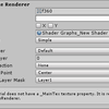 【Unity】Material does not have a _MainTex texture property. It is required for SpriteRenderer.