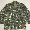 【韓国の軍服】陸軍特殊部隊迷彩フィールドジャケット(リーフパターン)とは? 0584  🇰🇷 ミリタリー