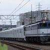 通達287 「 甲126 東京メトロ13000系(13114f)の甲種輸送を狙う 」