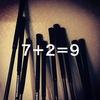 【ゴルフ】次のラウンドは9本で回ります。「7+2は9」だ。気を付けろボク(涙)