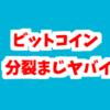 8月1日のビットコイン分裂問題まじヤバイ!!!ビットコイン分裂問題のYouTube放送を見たお