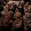 金細工職人の墓の発掘