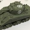 タミヤ1/48 M4を塗装しました