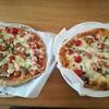 【雨の日の休日の過ごし方】子どもと一緒にピザを焼く