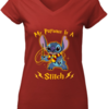 Cute Harry potter My patronus is a stitch shirt