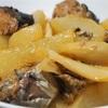 簡単料理!鯖缶と大根の煮物🍴