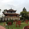 台南最古の歴史建造物「赤崁楼」と台湾最古の媽祖廟「大天后宮」