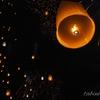 ラプンツェルの世界、コムローイ祭りを堪能してきました♬ タイ・チェンマイ 2019/11/12