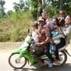 最初の海外はカンボジア。NGO団体カンボジアCBBスクールで1カ月間教育支援していた。