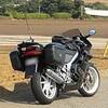 サイドスタンドカウル交換2009 ~159,409.0km~
