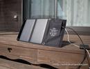 【レビュー】太陽光で充電!AUKEY 14W ソーラーチャージャー