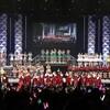 カウントダウンコンサート→正月恒例ハロコン