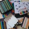 大人の塗り絵(コロリアージュ)初心者の方におすすめする最初の色鉛筆の選び方