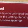 RaspberryPi事始め 2.まずはOSのインストール