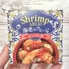 【家バル】カルディの缶詰「海老のアヒージョ ポルトガル風」が本格的なの。食べてみてちょ!