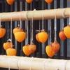10月26日は「柿の日」~渋柿たべますぅ~?(*´▽`*)~