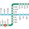 仙台の地下鉄が高いのでプログラミングの練習